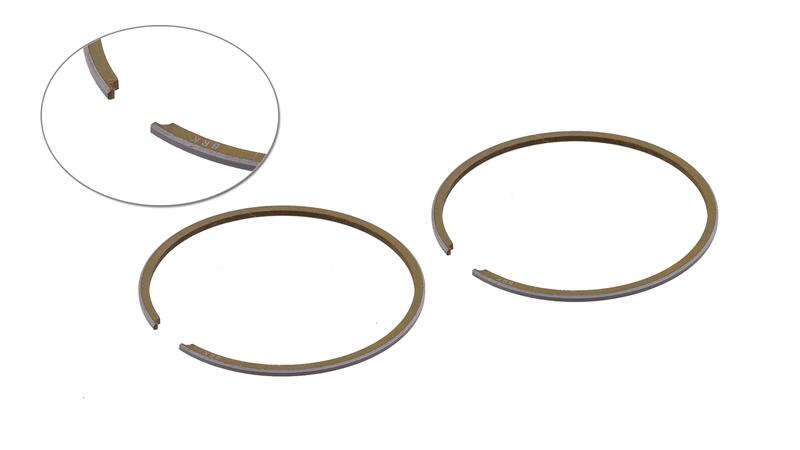 SET: 2x BARIKIT Kolbenring 1mm Ø38,25