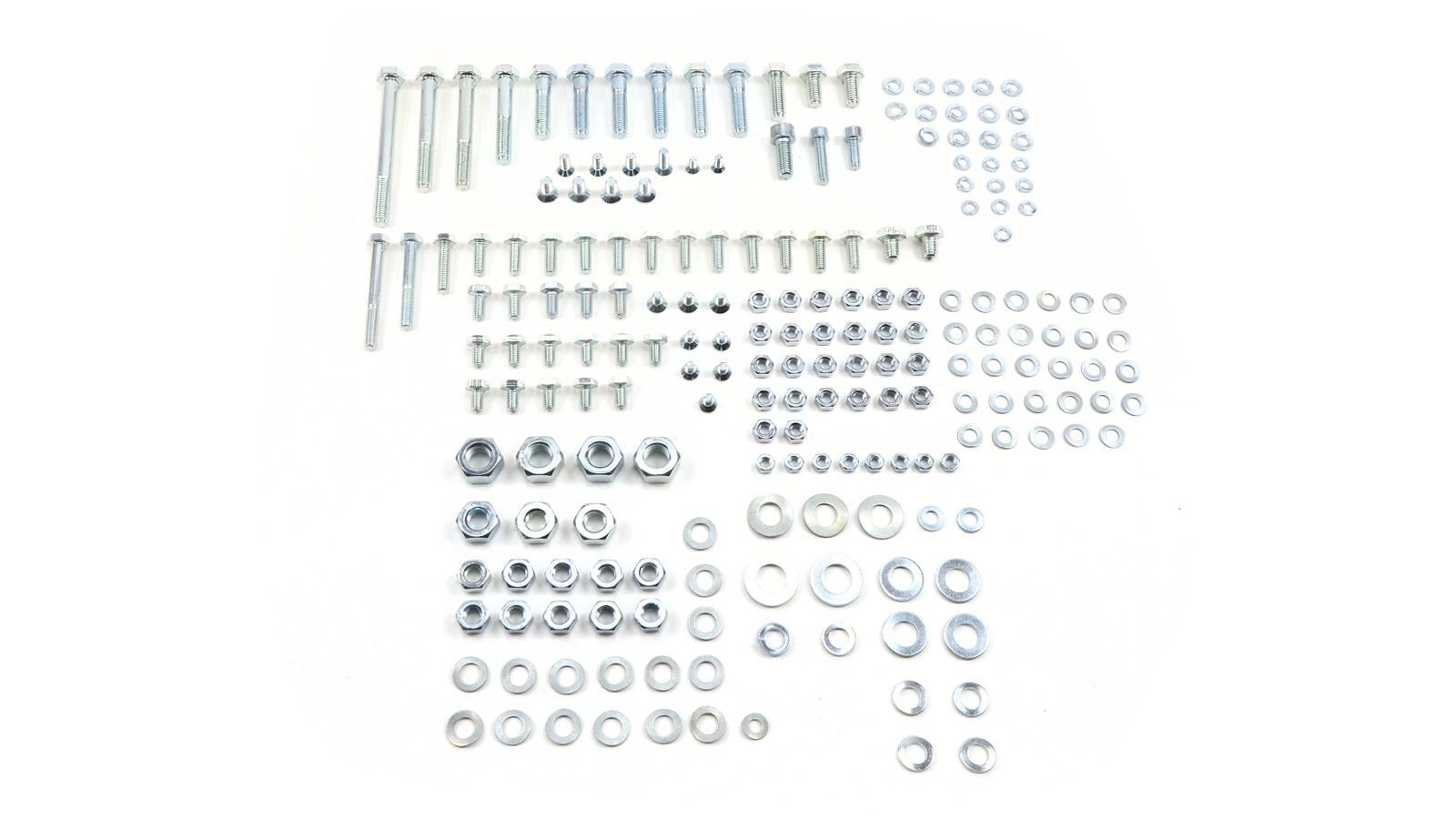Normteile Satz für Rahmen (193 Teile) SR2, SR2E, 52,00 €