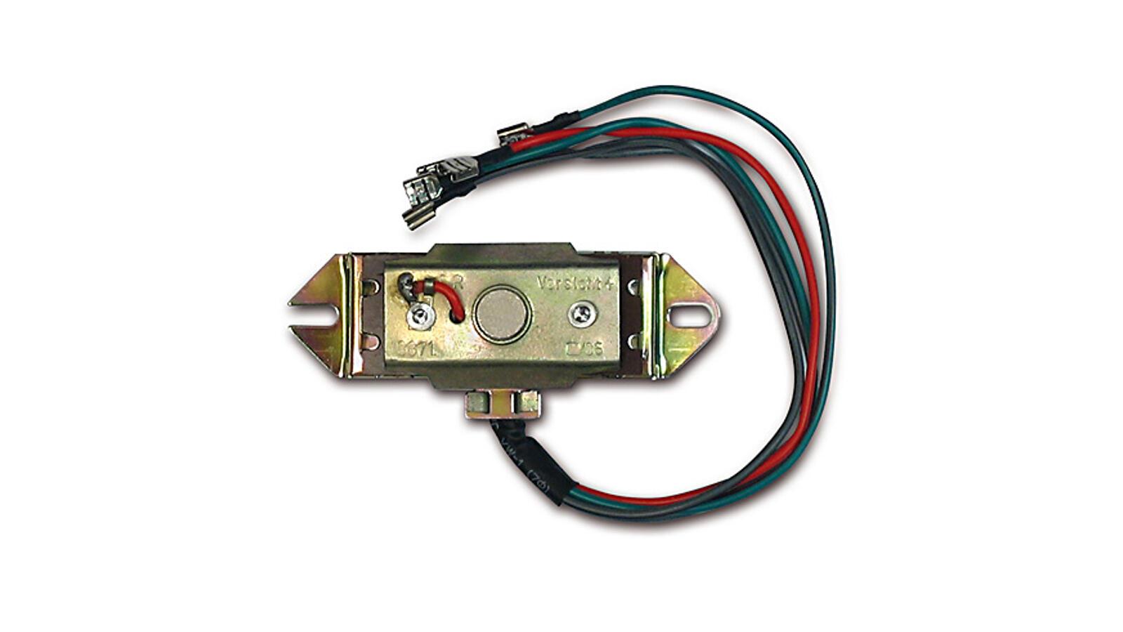Ladeanlage 8871.1 (5 Kabel, 2 Spulen) für Simson KR51/1, SR4-2,-