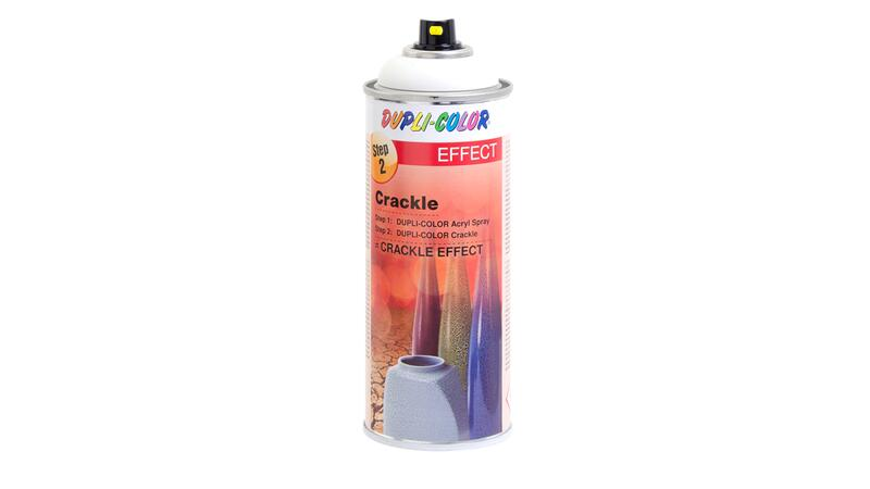 Dupli Color Crackle Lack - weiss - 400ml Dose