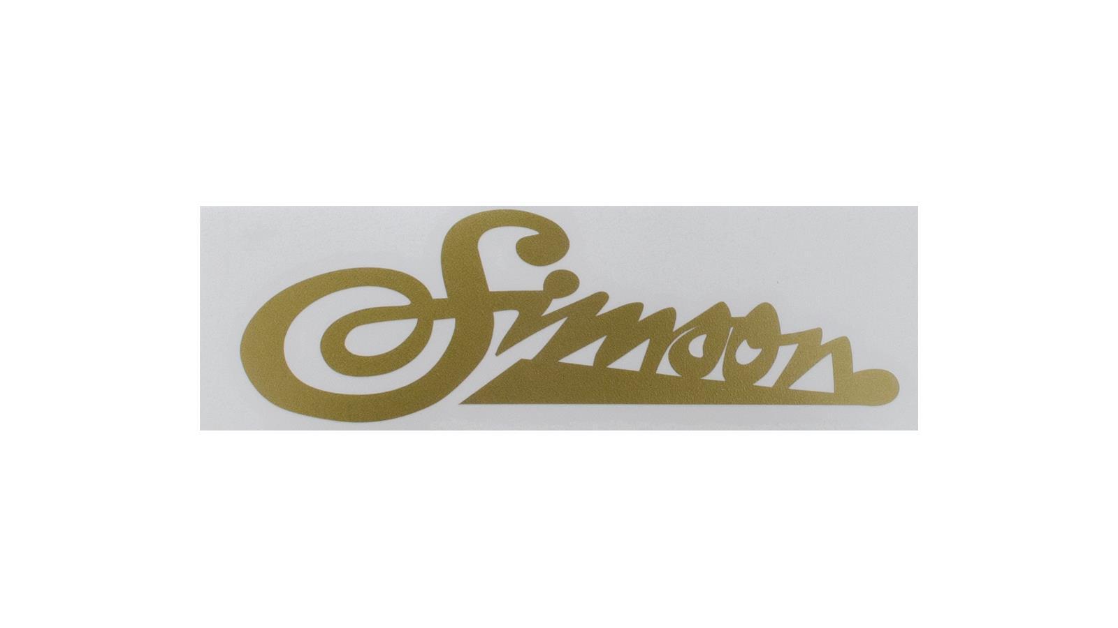 Schriftzug klebefolie simson gold 2 73 - Klebefolie mobel gold ...