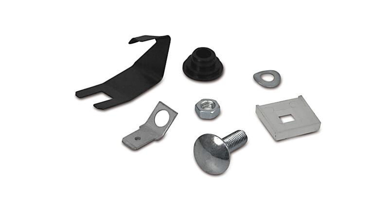 Kleinteile für Masseanschluss am Motor (Leerlaufkontrolle) Simso
