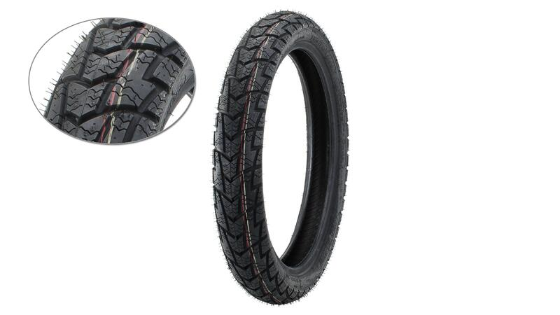 Winterreifen 90/80-16 Mitas MC32 TL/TT (52P) M+S Win Scoot